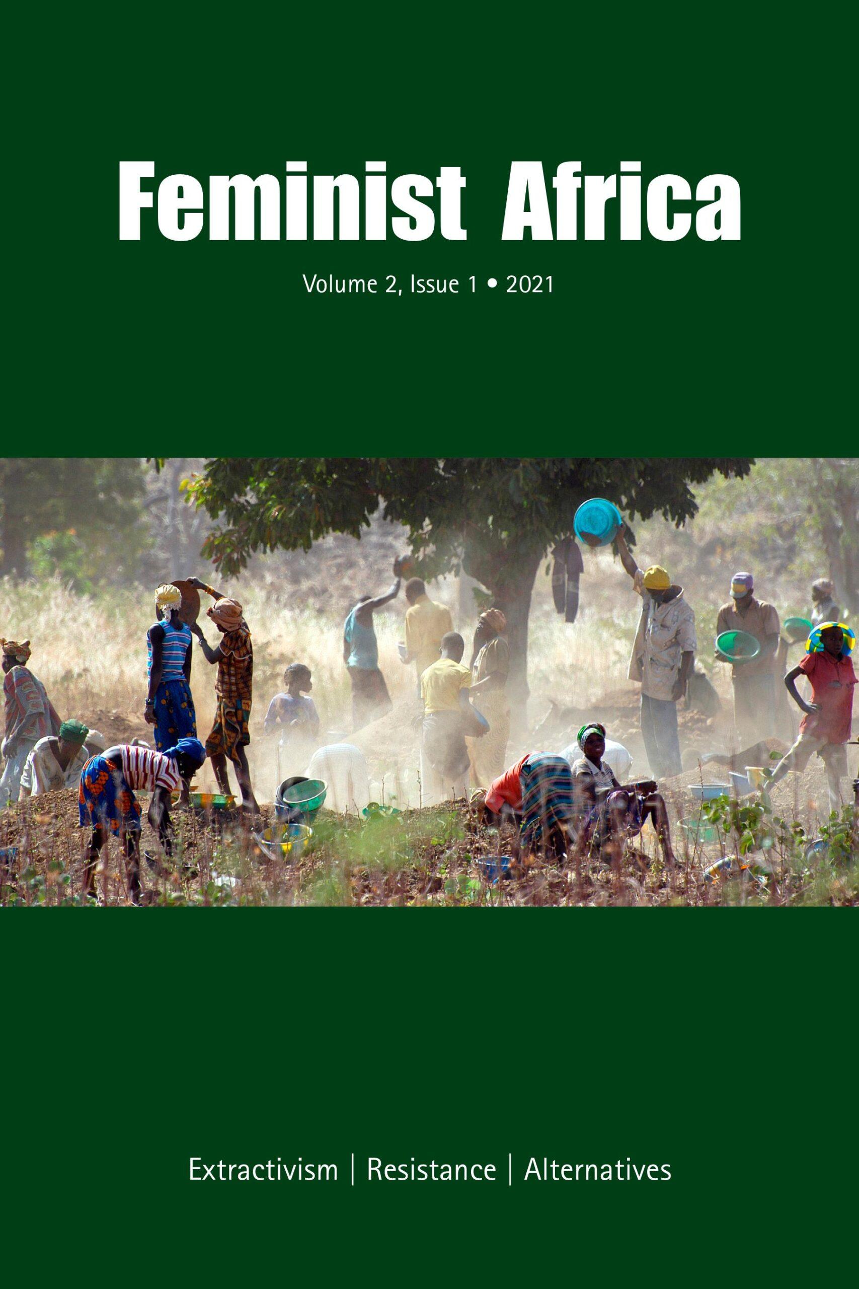 FA Volume 2, Issue 1 Cover